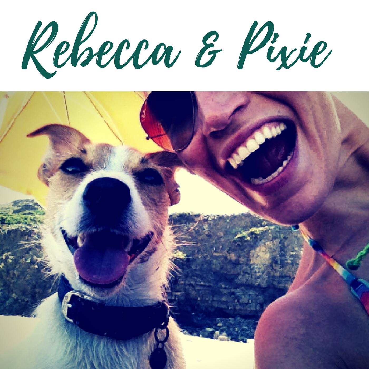 Rebecca und Pixie