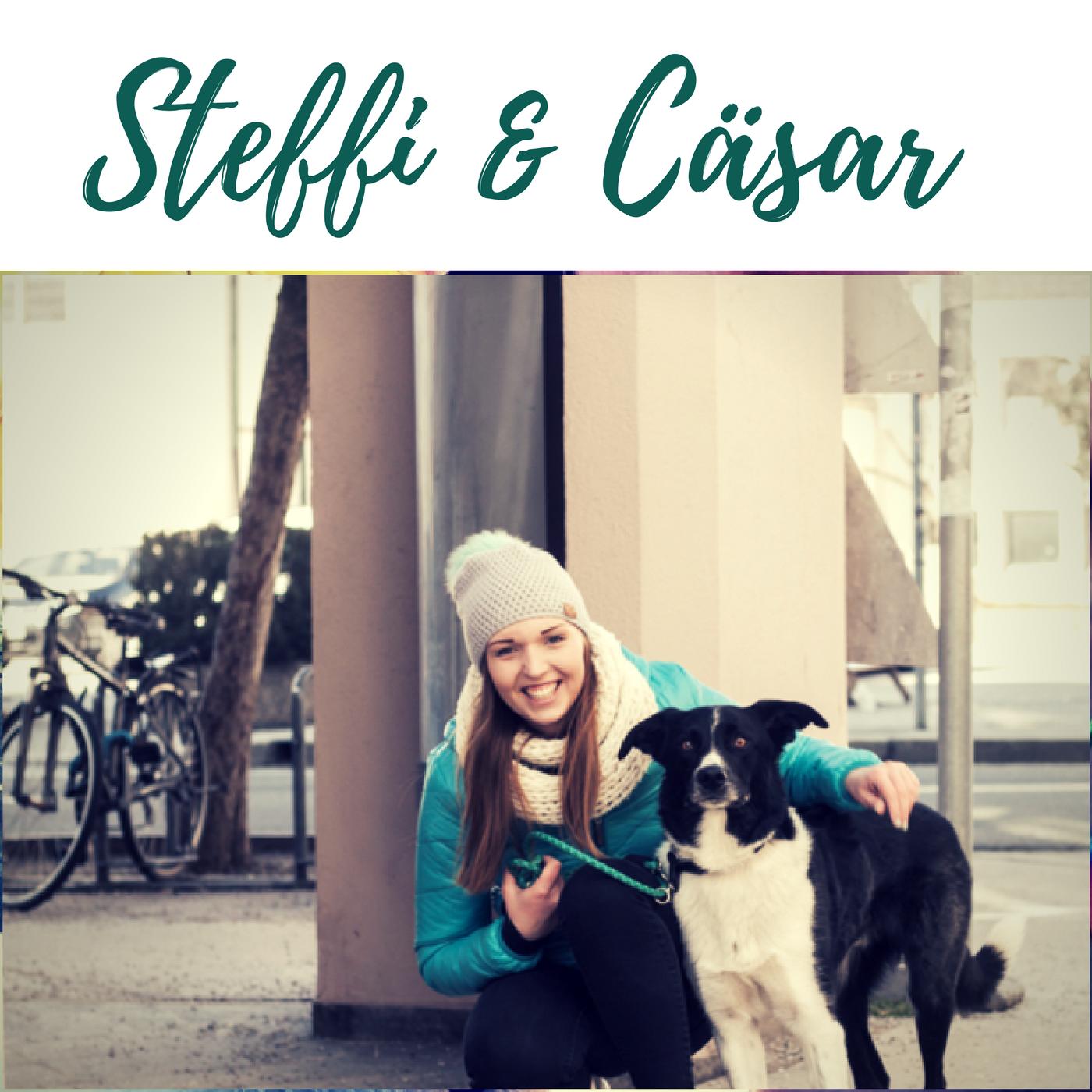 Steffi und Cäsar