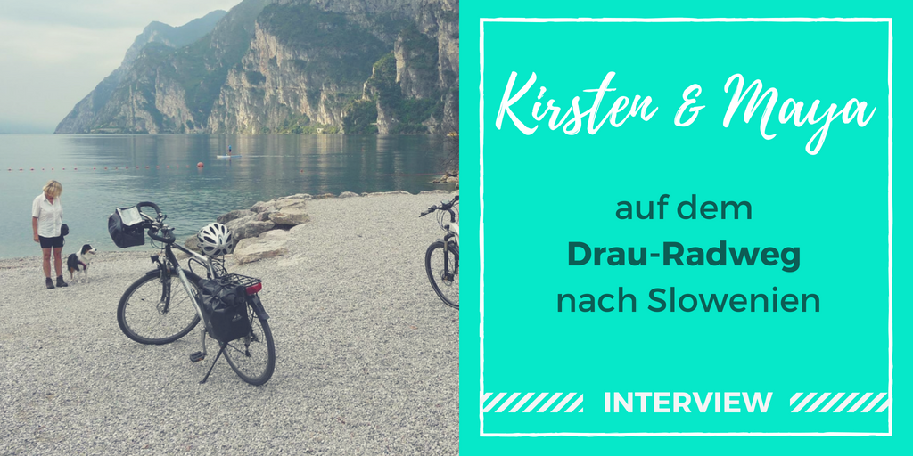 Kirsten Maya Interview Drauradweg