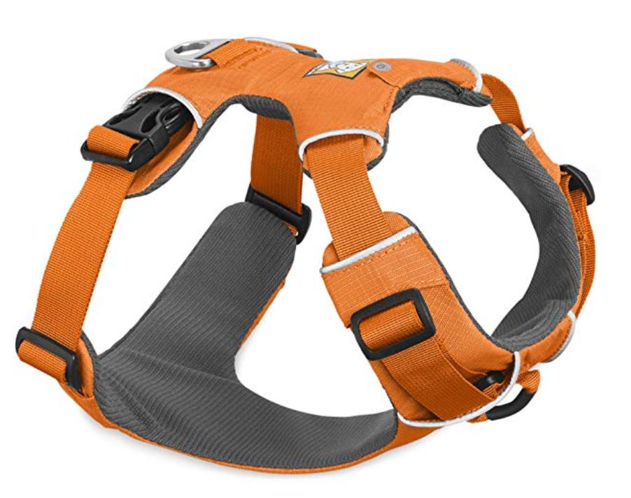 Ruffwear-Frontrange-Geschirr-orange